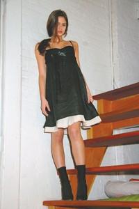 A dress from the Gemma Khang spring line.