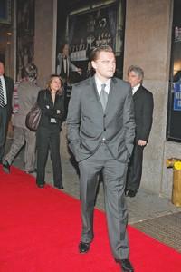 Leonardo DiCaprio in New York.