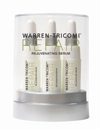 A new serum from Warren-Tricomi's hair care line.