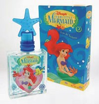 Disney licenses could lift mass fragrance sales.