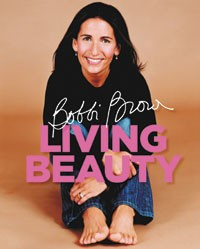 The cover of Bobbi Brown's new book.