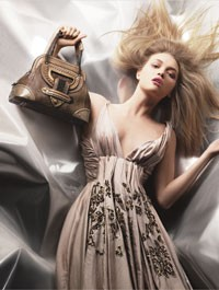 An image from Dior's spring campaign.