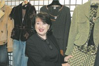 Macy's East vice president and fashion director Nicole Fischelis.