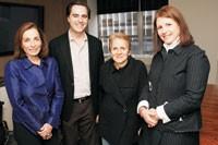 Sara Moss, Michael Colosi, Barbara Kolsun and Carole Sadler.
