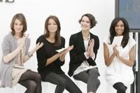 Elettra Rossellini Wiedemann, Daria Werbowy, Shalom Harlow and Selena Breed