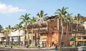 The renovated Royal Hawaiian will open late this year.