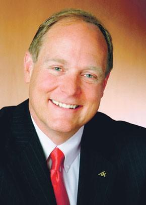 Michael Kercheval, president of ICSC.