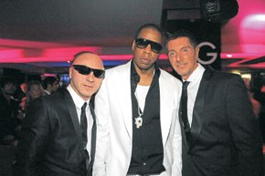 Domenico Dolce and Jay-Z