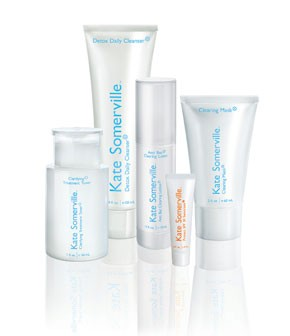 Kate Somerville products.