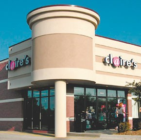 Claire's Stores faces an increase in refi risk.