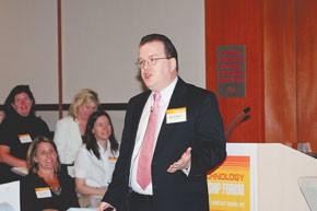 David Minster, chief information officer, operations senior vice president of David Yurman.