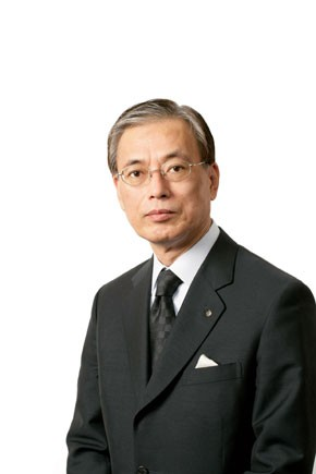 President and ceo Shinzo Maeda has been restructuring Shiseido's domestic business. Now he's setting his sights on international markets.