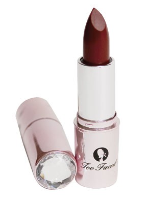 A new Too Faced lipstick.