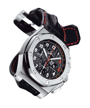 The Royal Oak Offshore Shaquille O'Neal Chronograph.