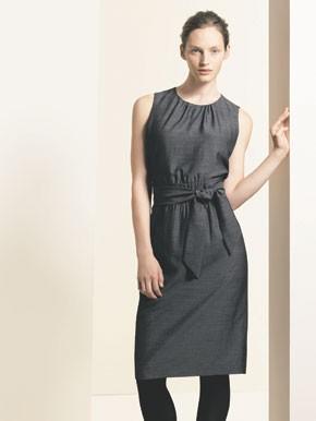 A fall dress from Liz Claiborne.