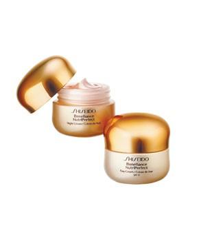 Shiseido's Benefiance NutriPerfect creams.