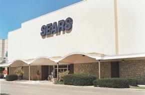 Sears retail store