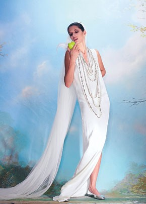 Bridalwear is arriving in stores in January.