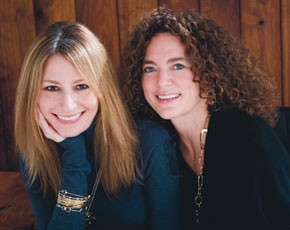 Lauren Sharfman and Ippolita