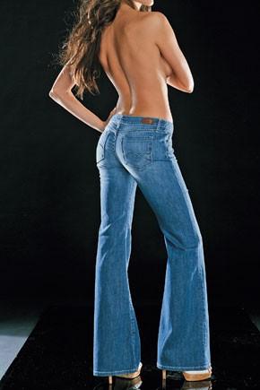 The Mia, Brown Label's wide-leg style.
