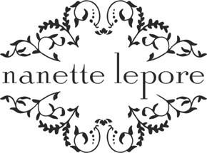 The new Nanette Lepore logo.