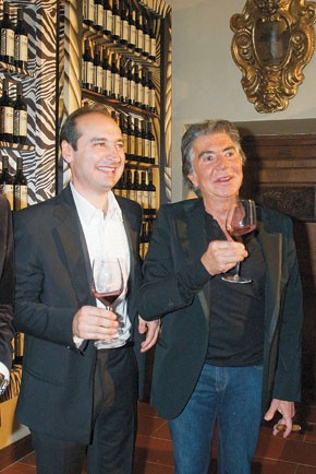Tommaso and Roberto Cavalli
