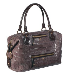 European retailers are counting on big-ticket items such as Tod's Pashmy bag...