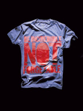 A House of Holland T-shirt.