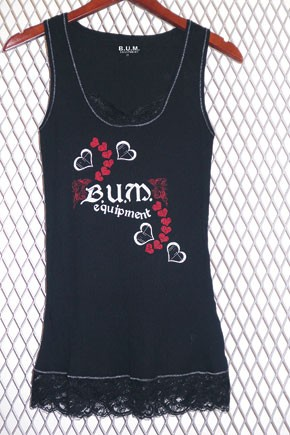 A spring top from the B.U.M. Love group.