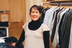 Rosana Vollmerhausen of Circle Boutique.