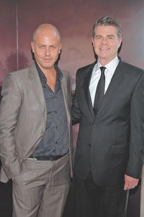Italo Zucchelli and Tom Murry