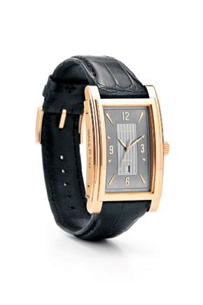 A Tiffany watch.