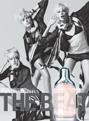The scent's print ad.