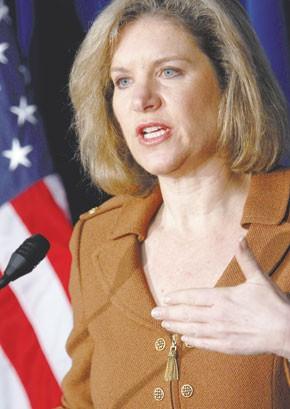 Susan Schwab's USTR office had its funding held at 2007 levels.