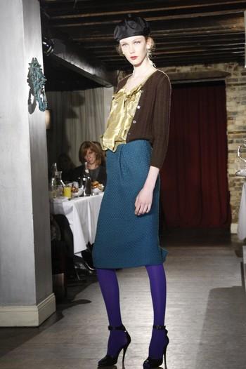 Vera Wang Lavender Label, Fall 2008 New York