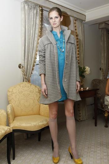 Doucette Duvall, Fall 2008 New York