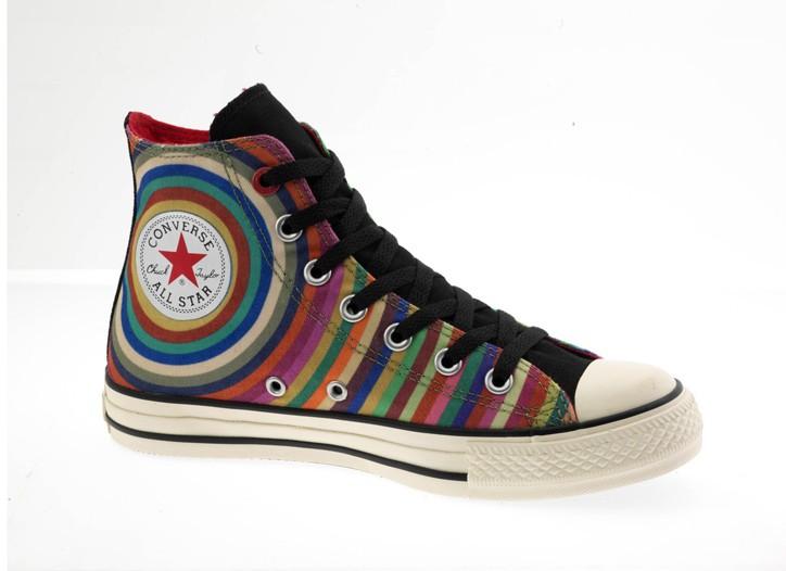 Converse sneakers.