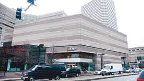 Simon Property Group might build a luxury tower atop Neiman Marcus at Copley Place.