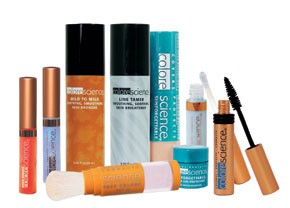 A selection of Colorescience products.