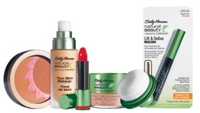 Select items from the upcoming Sally Hansen Natural Beauty line.