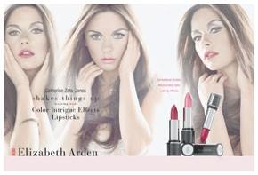 Catherine Zeta-Jones in Elizabeth Arden's newest ad campaign.