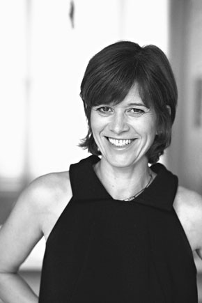 WSJ. editor Tina Gaudoin.