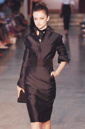 Tessuti at Fashion Rio.