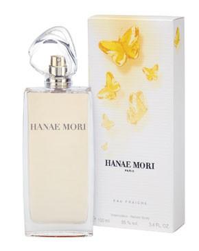 Hanae Mori's Butterfly Eau Fraiche.