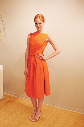 A spring look from Liz Claiborne.