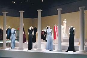 The Madame Gres exhibit.