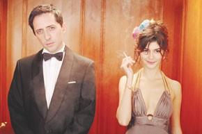 "Gad Elmaleh as Jean and Audrey Tautou as Irene in Pierre Salvadori's ""Priceless."""