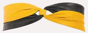 Moss Mills leather belt.