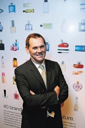 Bernd Beetz, Coty