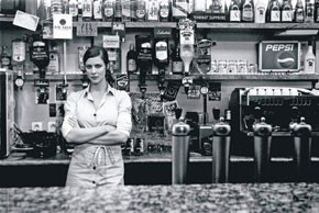 """Anna Mouglalis in """"I Always Wanted to Be a Gangster."""""""